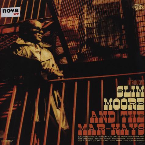 Slim Moore & The Mar-Kays - Slim Moore & The Mar-Kays
