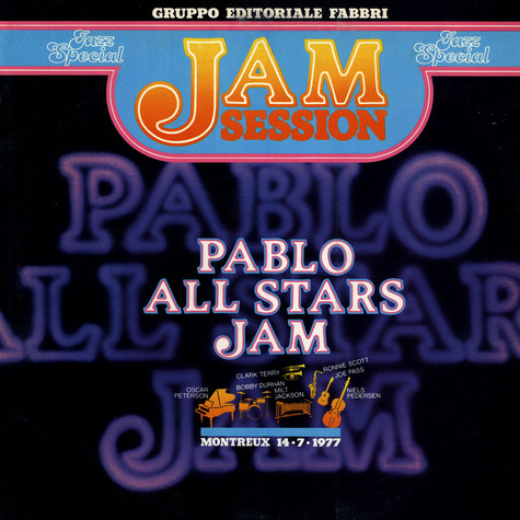 Pablo All-Stars Jam, The - Montreux '77