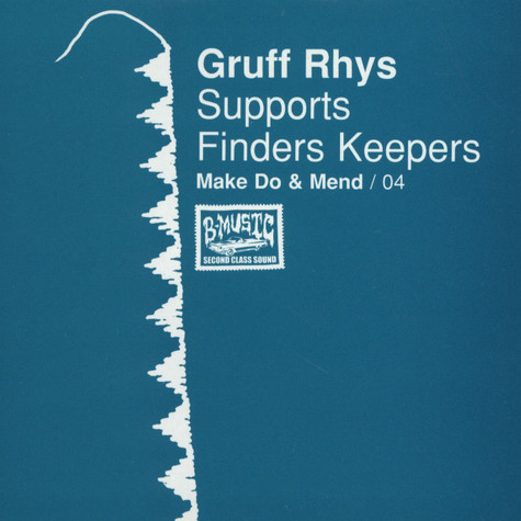 Gruff Rhys - Make Do & Mend Volume 4