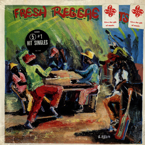 V.A. - Fresh Reggae Hits Vol. 1
