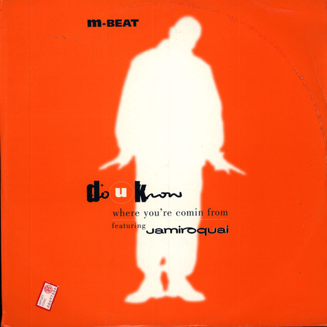M-Beat Featuring Jamiroquai - Do U Know (Where You're Comin From)