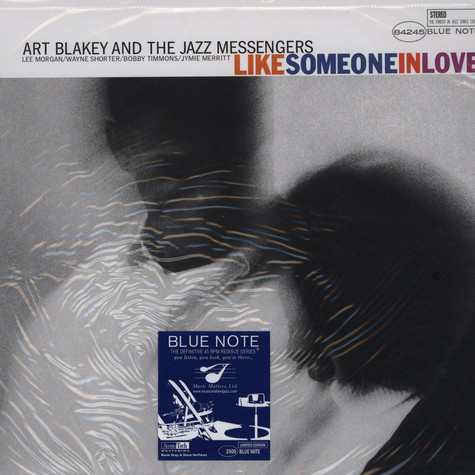 Art Blakey & The Jazz Messengers - Like Someone In Love