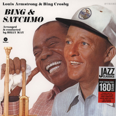 Louis Armstrong  & Bing Crosby - Bing & Satchmo