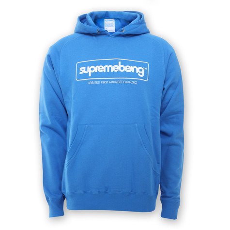 Supremebeing - Box Modified Hoodie