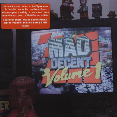 Mad Decent - Volume 1