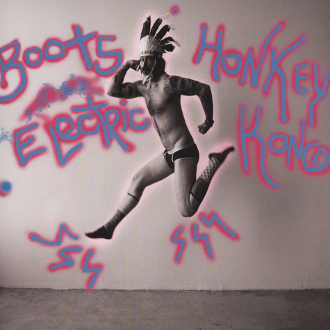 Boots Electric - Honkey Kong