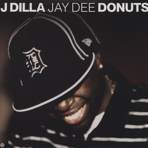 J Dilla aka Jay Dee - Donuts Smile Cover Edition