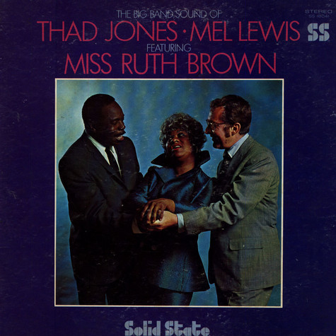 Thad Jones & Mel Lewis Featuring Ruth Brown - The Big Band Sound Of