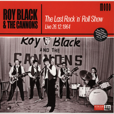 Roy Black & The Cannons - The Last Rock'n'roll Show