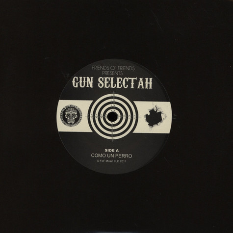 Gun Selectah (Mexicans With Guns & Toy Selectah) - Villa Ghetto