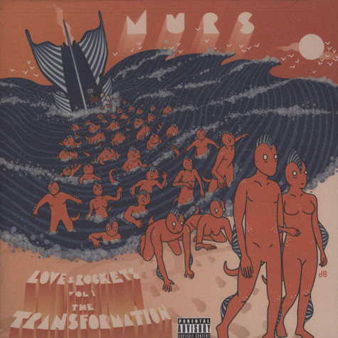 Murs & Ski Beatz - Love & Rockets Volume 1: The Transformation
