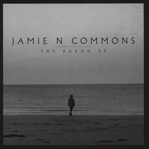 Jamie N Commons - The Baron EP