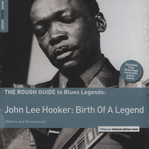 John Lee Hooker - The Rough Guide to John Lee Hooker