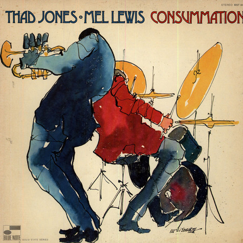 Thad Jones & Mel Lewis - Consummation
