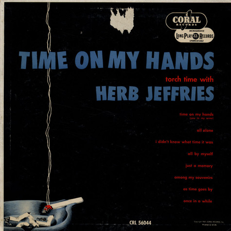 Herb Jeffries - Time On My Hands