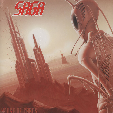 Saga - House Of Cards