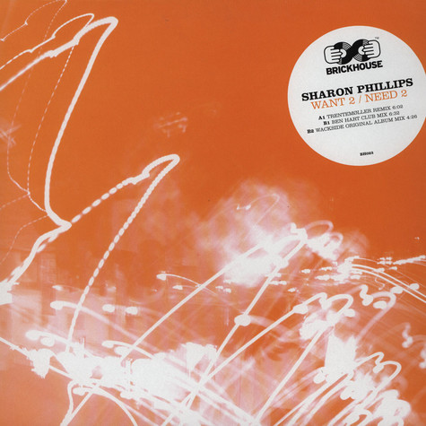 Sharon Phillips - Want 2 / Need 2