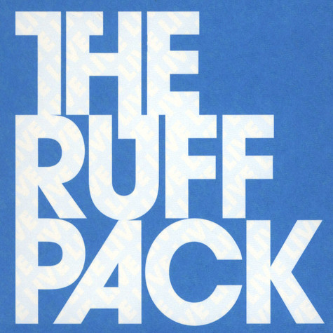 Ruff Pack, The - The Ruff Pack Live DVD