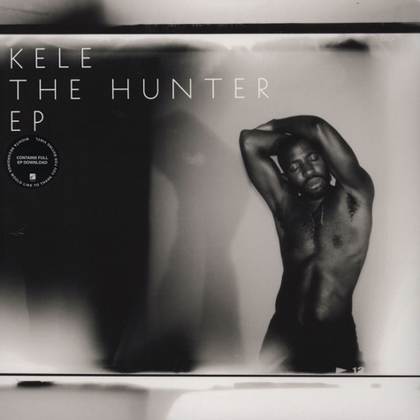 Kele Okereke of Bloc Party - The Hunter EP