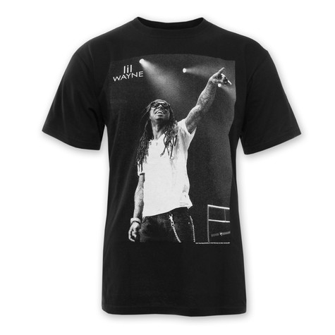 Lil Wayne - Shout Out Black T-Shirt