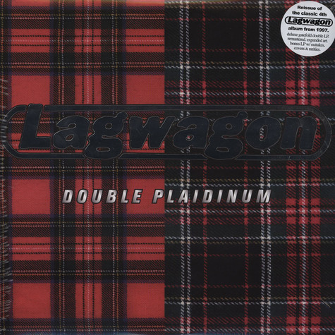 Lagwagon - Double Plaidinum