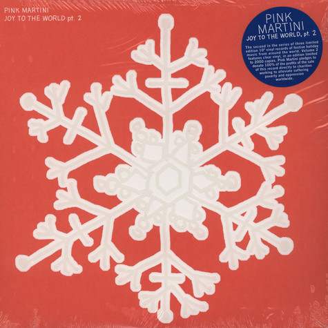 Pink Martini - Joy To The World 2