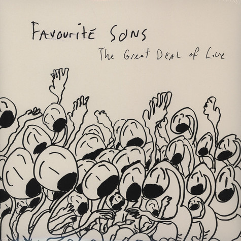 Favourite Sons - Great Deal Of Love