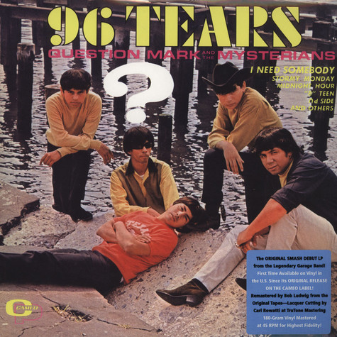 Question Mark & Mysterians - 96 Tears Remastered