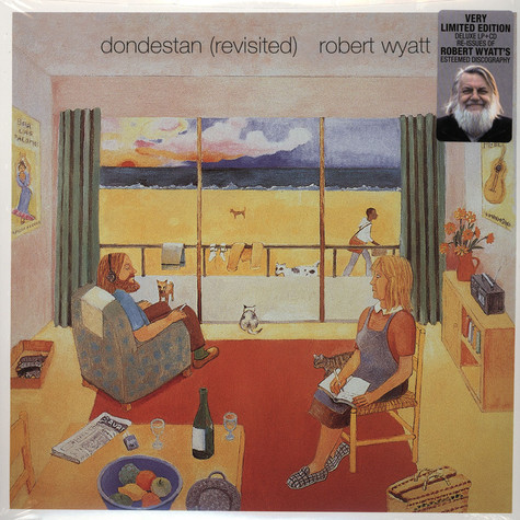 Robert Wyatt - Dondestan Revisited