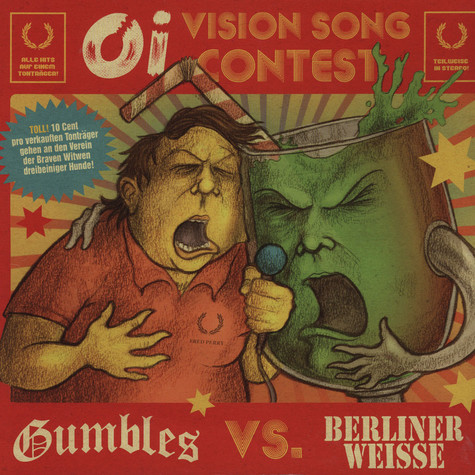 Gumbles / Berliner Weisse - Oi Vision Song Contest