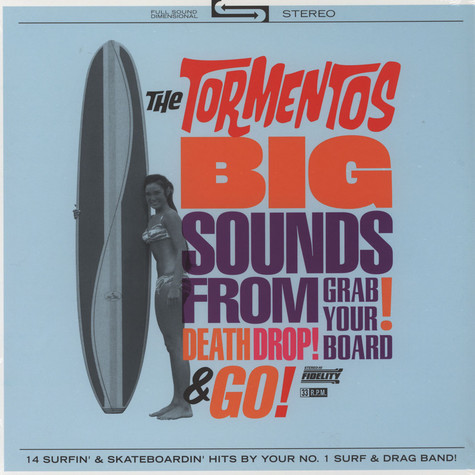 Tormentos, The - Big Sounds From ...