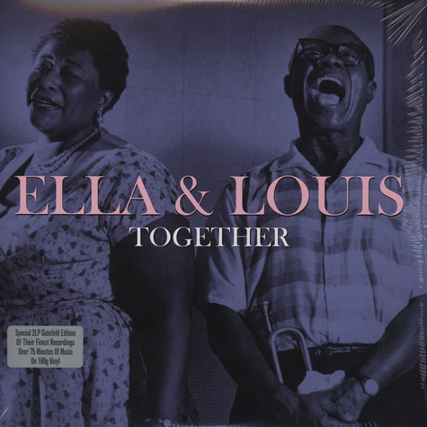Ella Fitzgerald And Louis Armstrong - Together