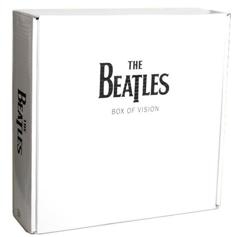 Beatles, The - Box Of Vision