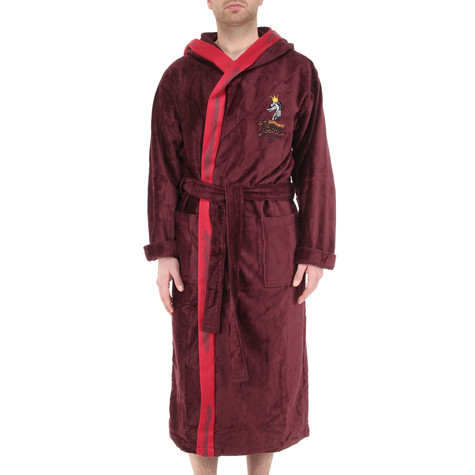 Cleptomanicx - Home Royaal Residence Plus (Bathrobe + Slippers Set)