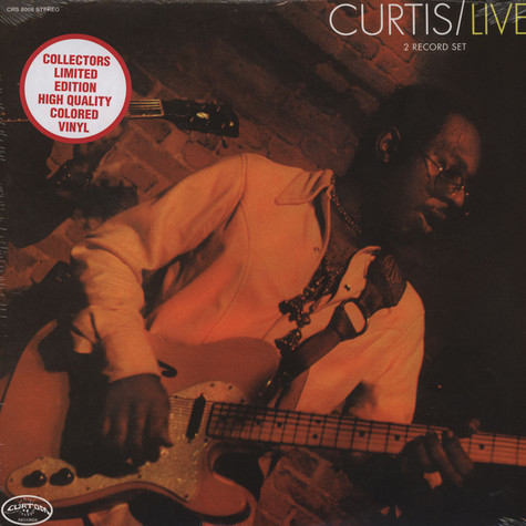 Curtis Mayfield - Live