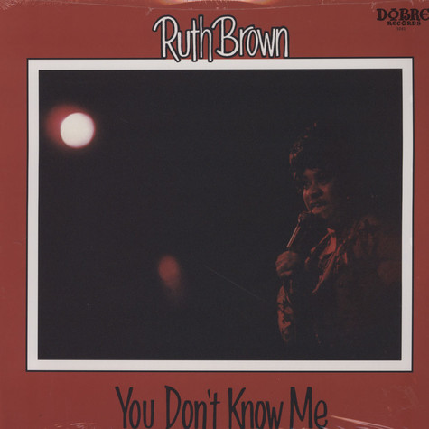 Ruth Brown - You Don't Know Me