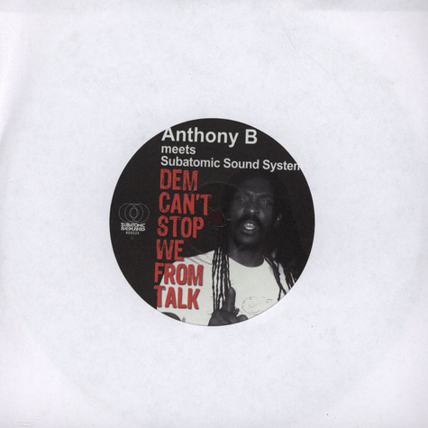 Anthony B - Dem Can't Stop We From Talk