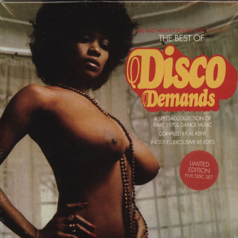 Al Kent presents - The Best Of Disco Demands: A Collection Of Rare 1970s Dance Music