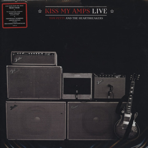 Tom Petty & The Heartbreakers - Kiss My Amps Live