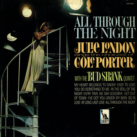 Julie London - All Through The Night