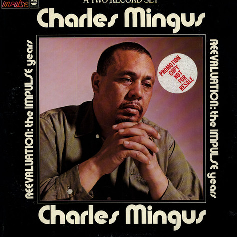 Charles Mingus - Reevaluations: The Impulse Years