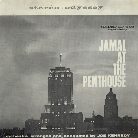 Ahmad Jamal - Jamal At The Penthouse