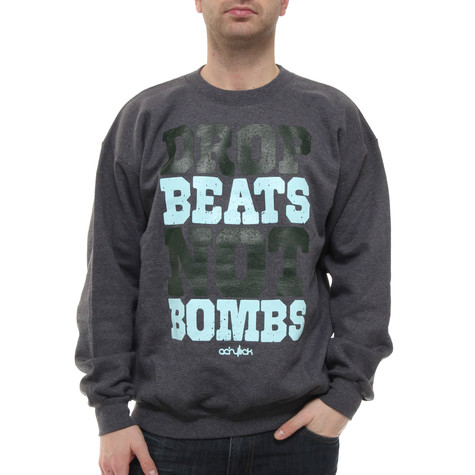 Acrylick - Drop Beats Crewneck Sweater