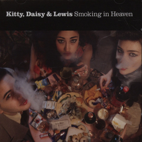 Kitty, Daisy & Lewis - Smoking In Heaven Jewelcase Edition