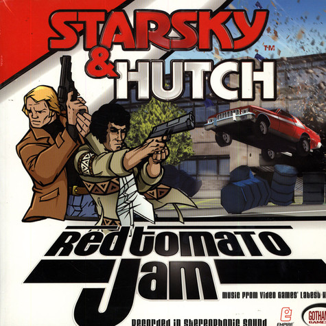 Tim Follin - Starsky & Hutch, Red Tomato Jam