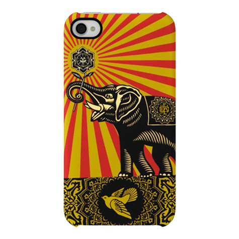 Incase x Shepard Fairey - Elephant iPhone 4 / 4S Snap Case