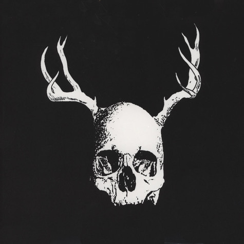 Secret Fun Club - Skull With Antlers