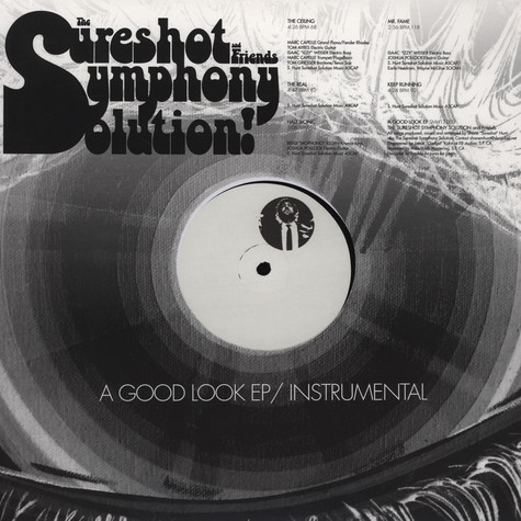 Sureshot Symphony Solution, The - A Good Look EP