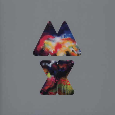 Coldplay - Mylo Xyloto Box Set