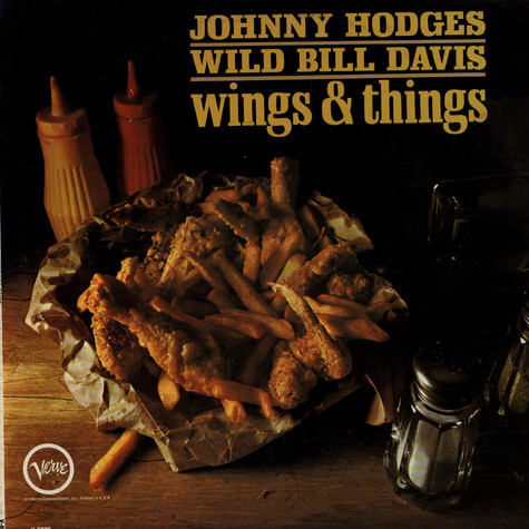 Johnny Hodges & Wild Bill Davis - Wings And Things